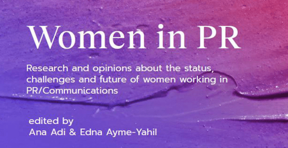 Women in PR book cover