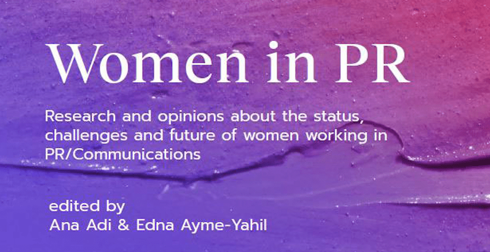 Women in PR book OUT NOW