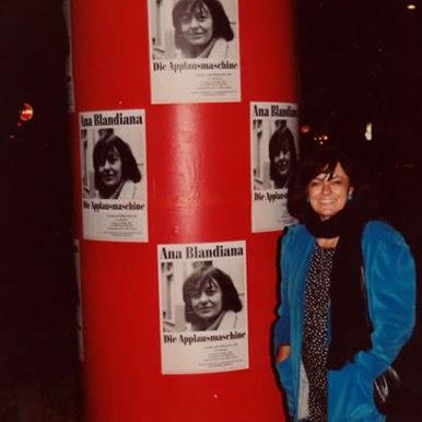 Lansarea versiunii germane a romanului Sertarul cu aplauze la Aachen
