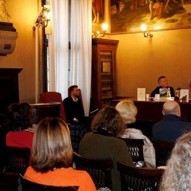Ana Blandiana la Ateneo Veneto, Venetia, 31 martie 2016