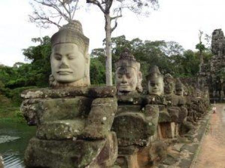 Entrada Templo Bayon