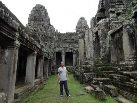 Interior Templo Caras