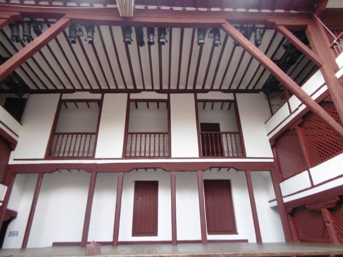 Interior corral