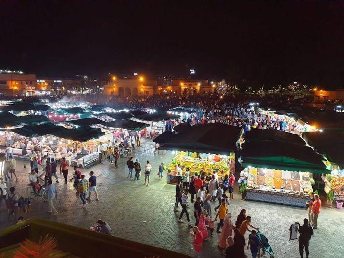 Plaza Yamma El Fna