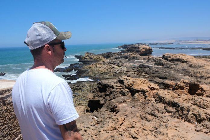 Zona de rocas