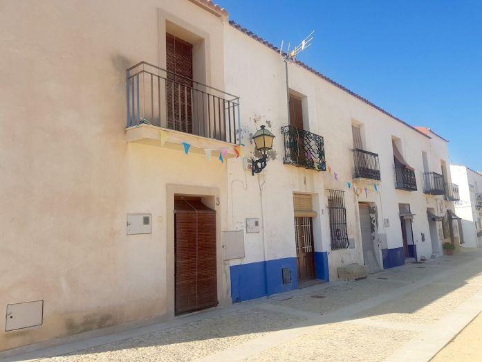 Casas en Tabarca