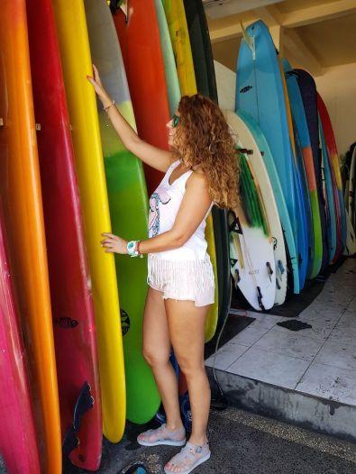 Material de surf