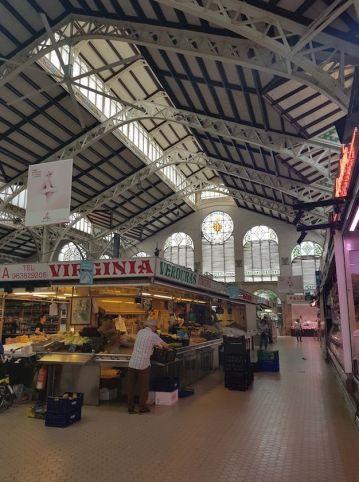 Mercado Abastos Valencia