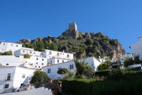 Vistas al Castillo