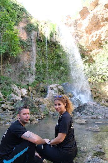 Ruta de las 3 cascadas de Anna
