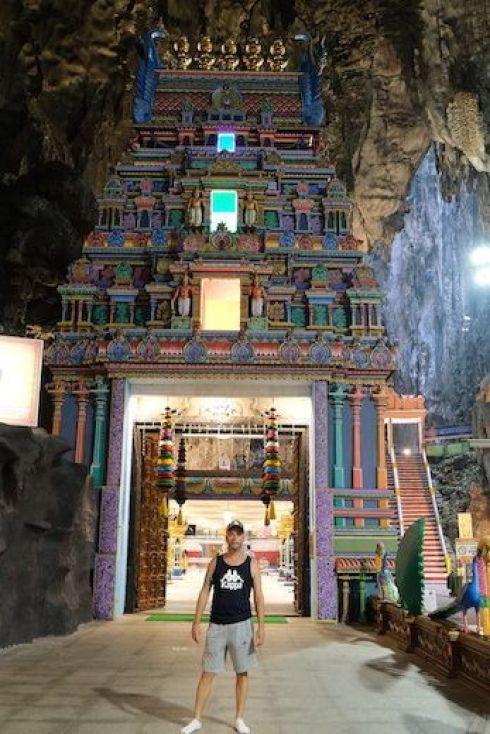 Kuala Lumpur. Batu Caves