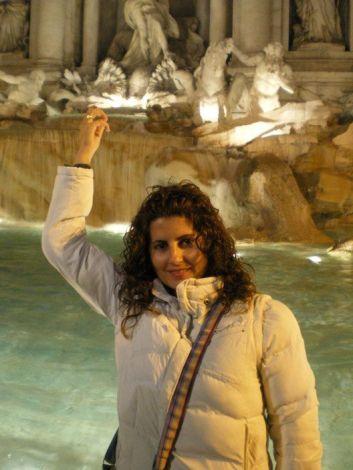 Roma. Fontana di Trevi