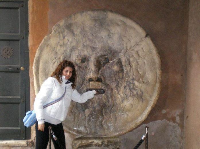 Roma. Boca de la verdad