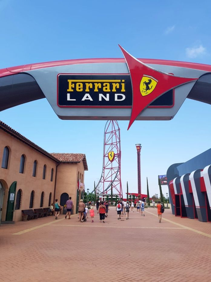 Ferrari Land