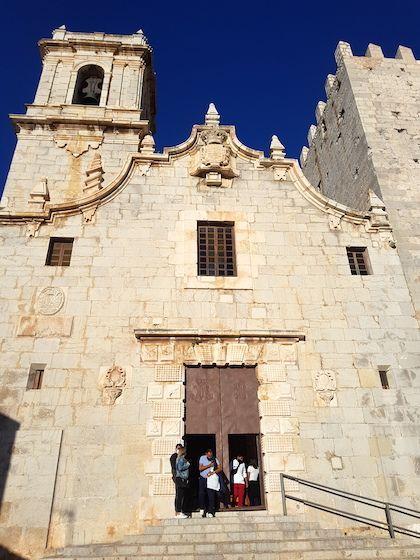 Iglesia Ermitana de Peñísola