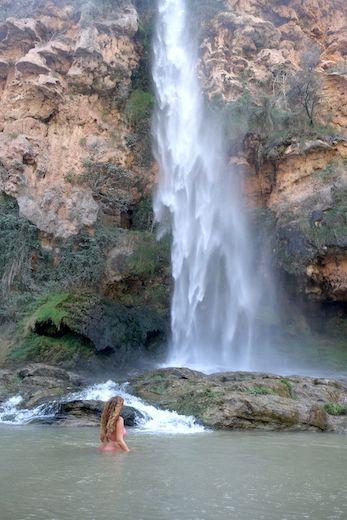 Cascada el Brazal