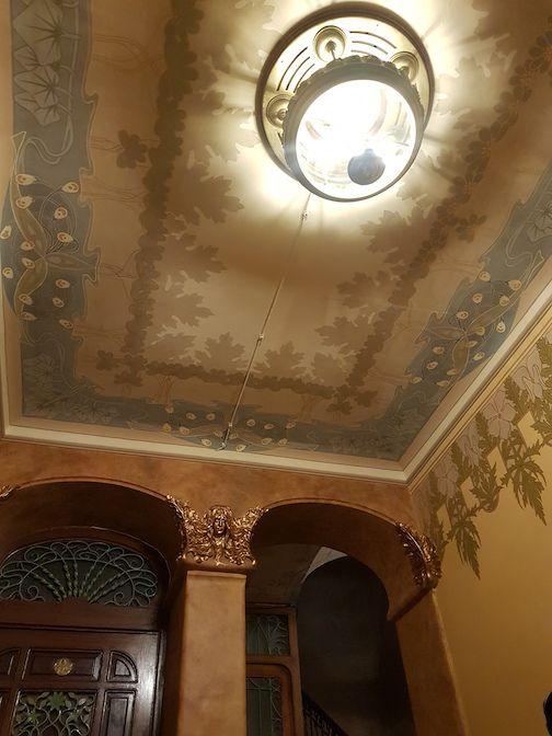 Interior Casa Laporta