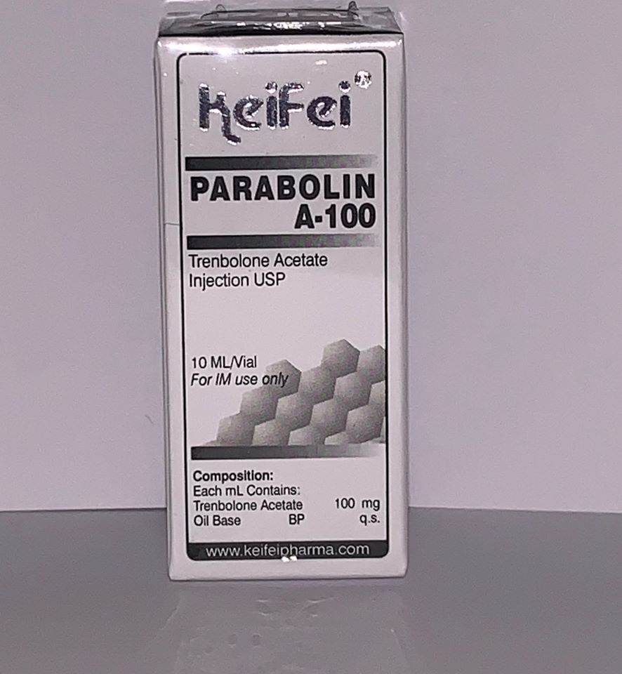 PARABOLIN TRENBOLONE ACETATE 100MG FOR SALE