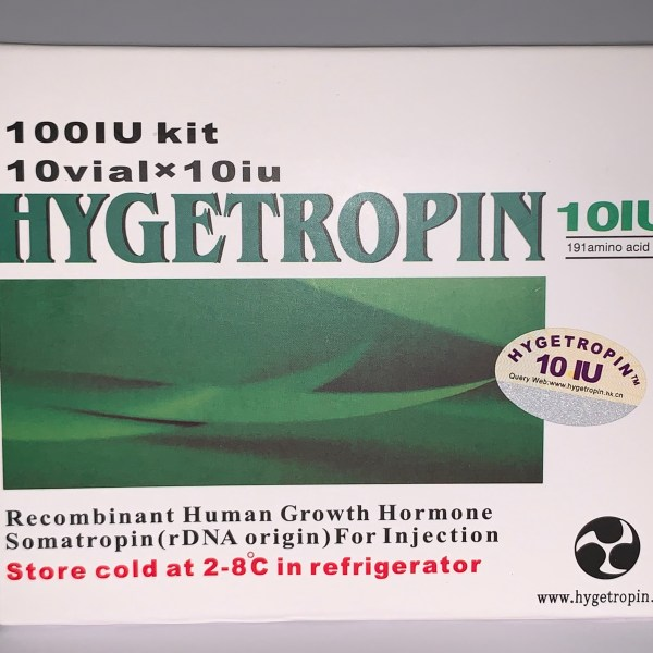 HYGETROPIN 100IU HGH FOR SALE