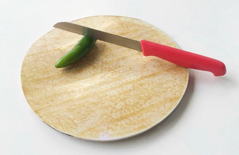Para cortar