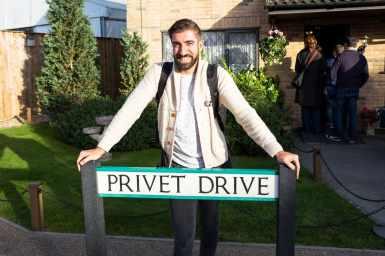 Outside Privet Drive, Harry Potter Studios