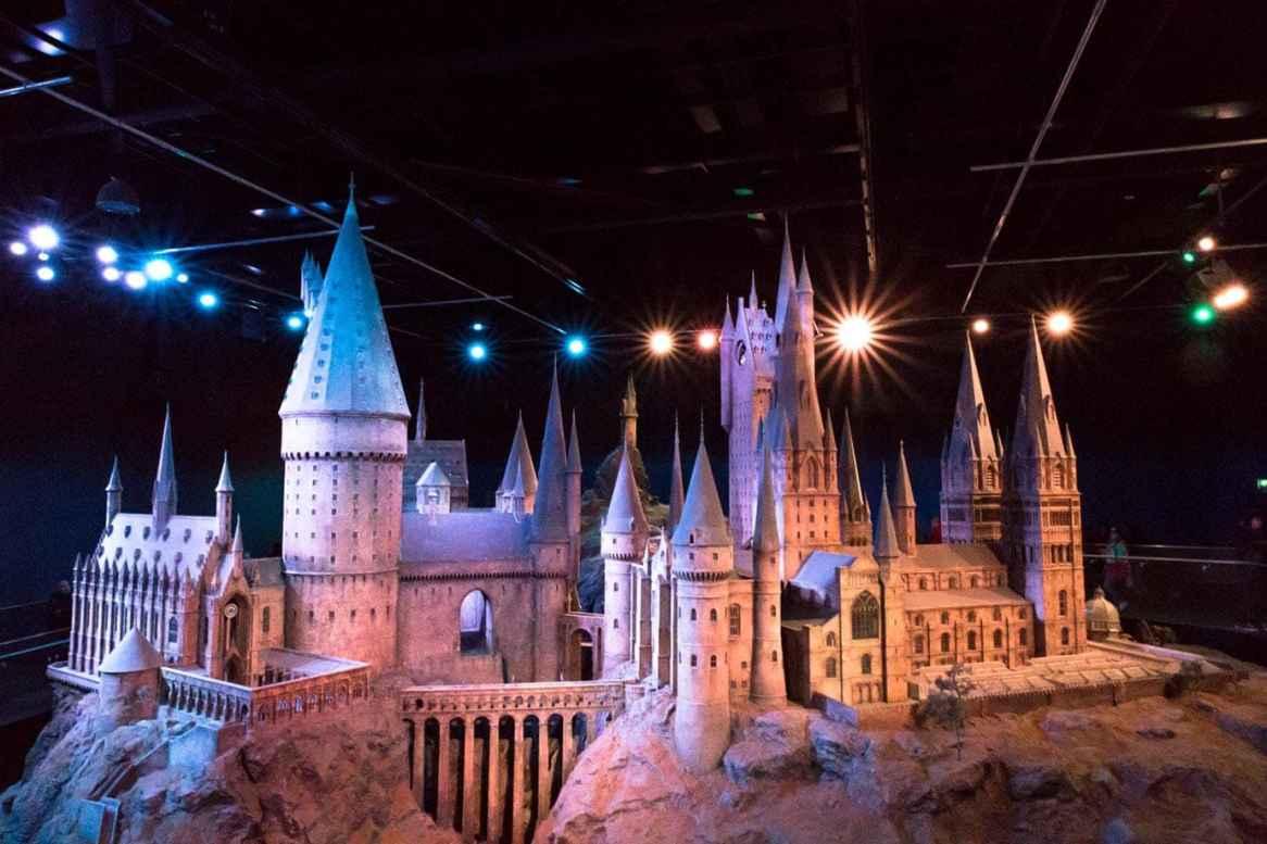 The Harry Potter Studio Tour, London