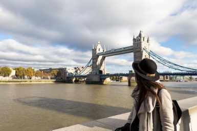 Check out Tower Bridge
