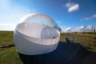 The Bubble Hotel