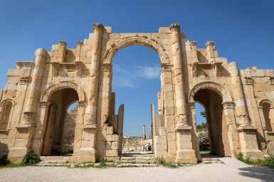 South Gate, Jerash, Jordan