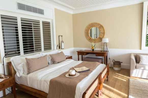 Room at Heritage le Telfair