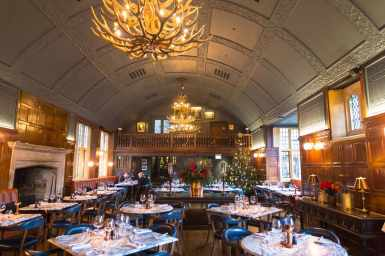 Hall at the Lygon Arms