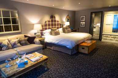 Rooms at the Lygon Arms