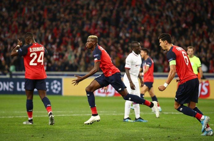 victor osimhen osimhen lille chelsea lampard What Lampard Has To Say About Victor Osimhen - Anaedo Online