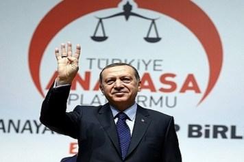 Erdoğan: `Yeni Anayasa Meselesi, Bizatihi Milletin Meselesidir`