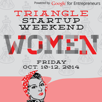 Triangle Startup Weekend Women