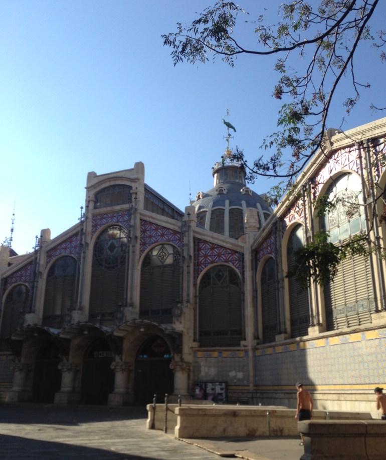 Mercado Central - glavna pijaca u Valensiji