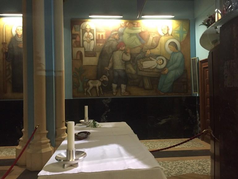 Unutar manastira