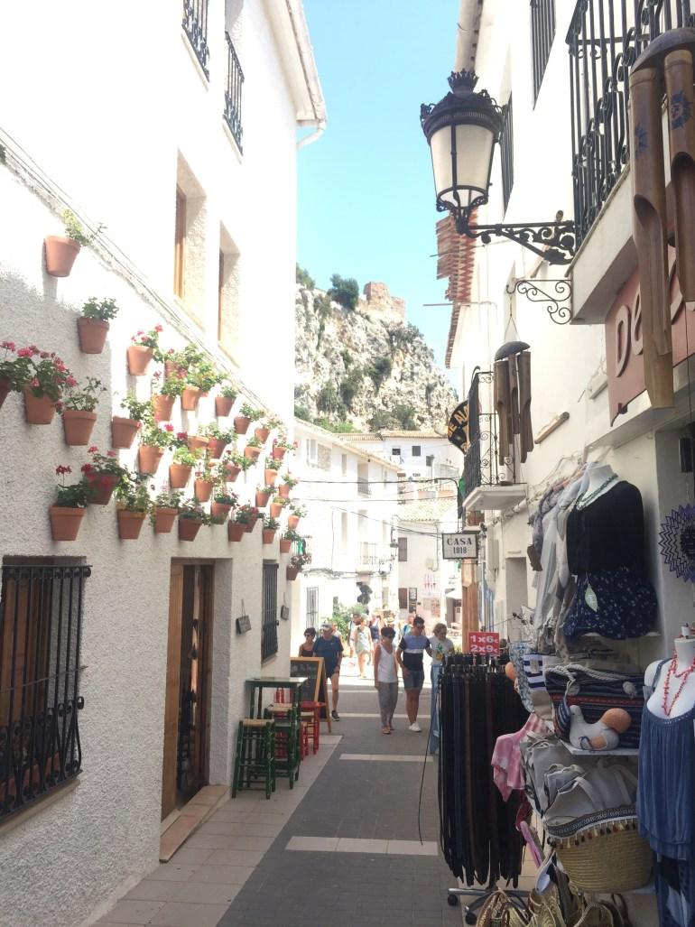 20. dan: El Castell de Guadalest