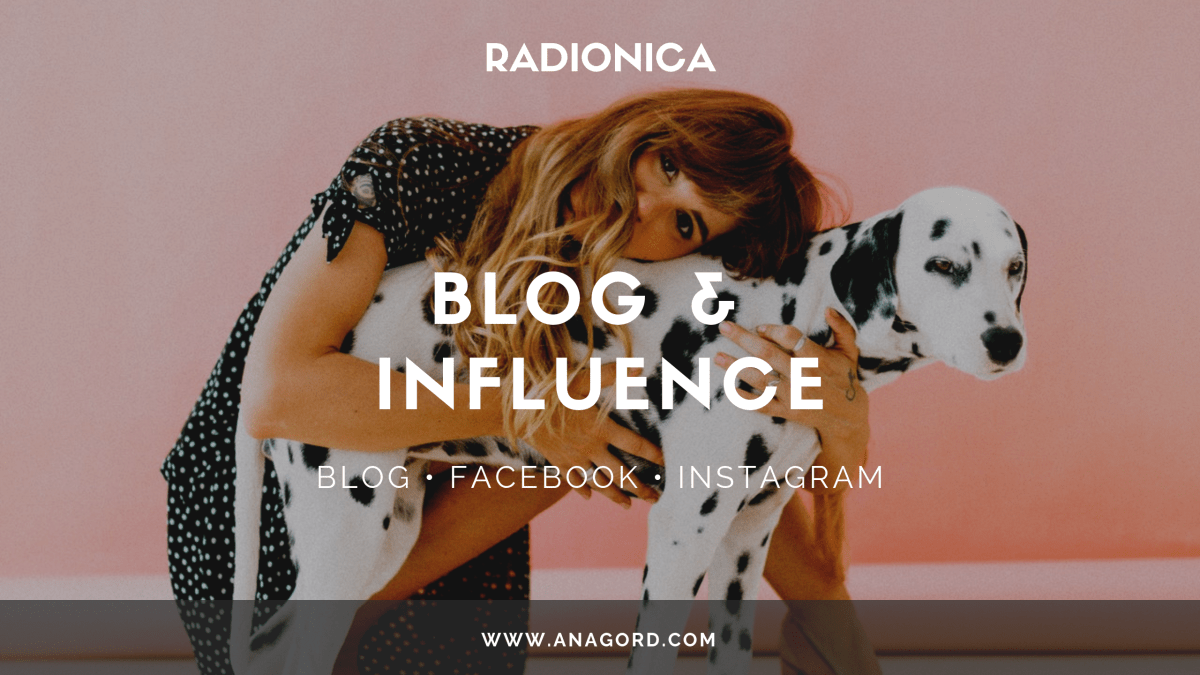 Blog & Influence Radionica - Novi Sad, 3. Maj