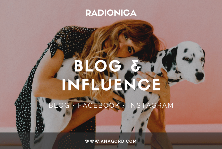Blog & Influence Radionica – Novi Sad, 3. Maj