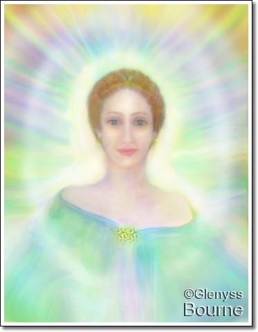 Goddess Diana painting