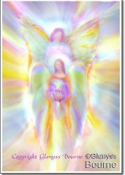 Angels of Healing and Unconditional Love, Archangel Gabriel and Mary