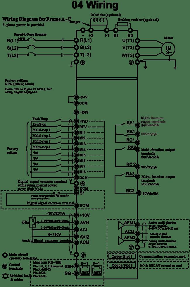 120vac Wiring Diagram From Vfd 24V Wiring Diagram Mifinderco – Vfd Wiring Diagram