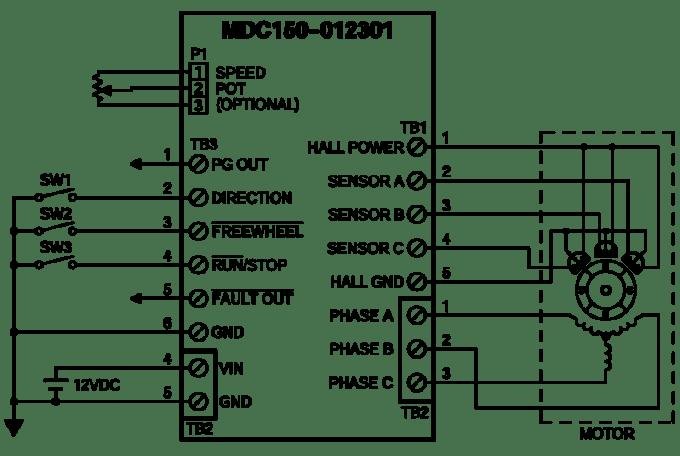 dc boat wiring diagram dc brushless wiring diagram #8