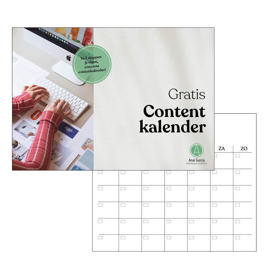 Gratis contentkalender