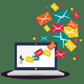 Envoi mail candidature