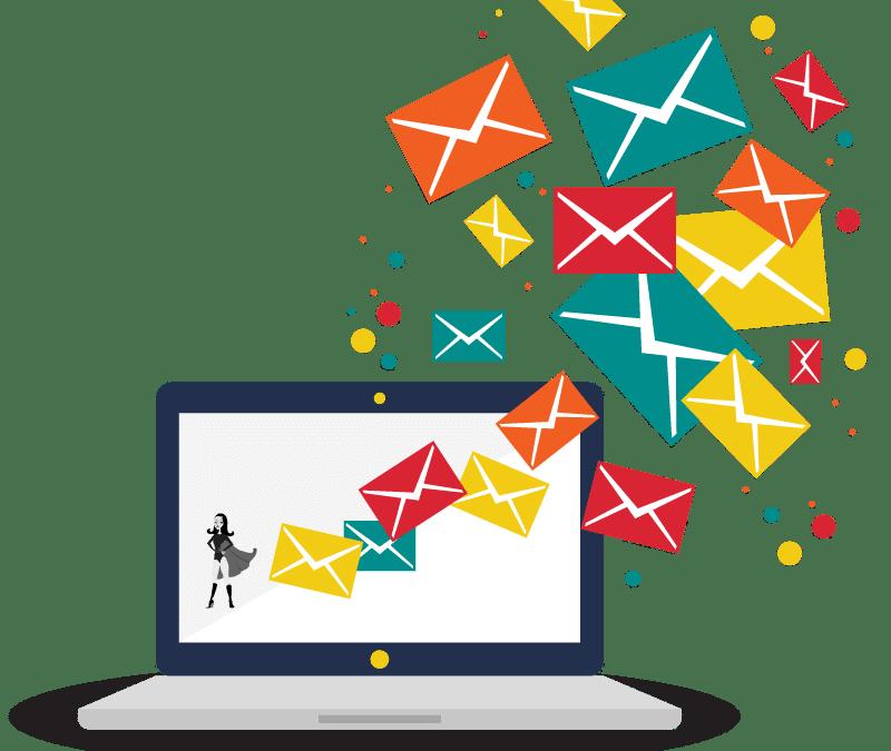 Rédiger un mail de candidature