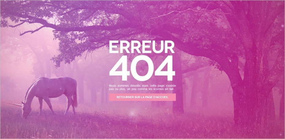 page 404 adopte un mec