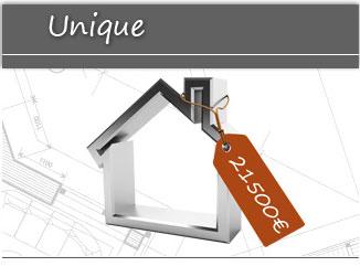 Πακέτο Ανακαίνισης Σπιτιού Unique