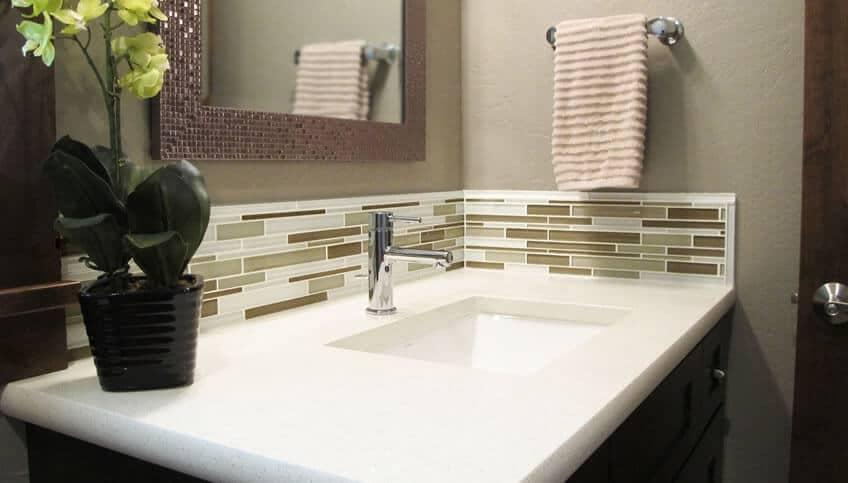 Ανακαίνιση Μπάνιου: Νιπτήρες Μπάνιου με Πάγκο από Γρανίτη